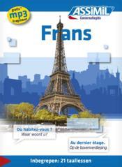 GUIDES DE CONVERSATION ; frans - Couverture - Format classique