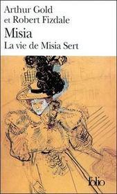 Misia ; la vie de Misia Sert - Intérieur - Format classique