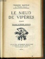 Le Noeud De Viperes - Couverture - Format classique