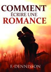 Comment écrire une romance - Couverture - Format classique