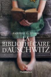 La bibliothécaire d'Auschwitz - Couverture - Format classique