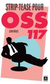 Striptease pour OSS 117 - Couverture - Format classique
