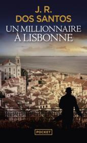 Un millionnaire à Lisbonne - Couverture - Format classique
