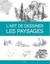 L'art de dessiner les paysages - Couverture - Format classique