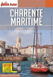 GUIDE PETIT FUTE ; CARNETS DE VOYAGE ; Charante maritime (édition 2021) - Couverture - Format classique