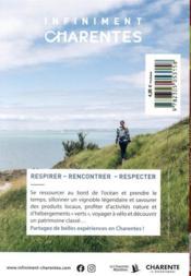 GUIDE PETIT FUTE ; CARNETS DE VOYAGE ; Charante maritime (édition 2021) - 4ème de couverture - Format classique