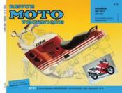 Rmt 70.2 Honda Cbr 1000 Fh-Fj - Couverture - Format classique