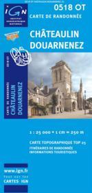 Châteaulin, Douarnenez ; 0518 OT - Couverture - Format classique