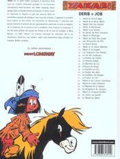 Yakari t.29 ; le réveil du géant - 4ème de couverture - Format classique