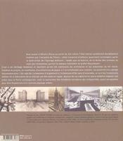 Paris contemporain 20-21eme siecle - 4ème de couverture - Format classique