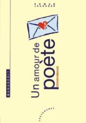 Un amour de poete - Couverture - Format classique