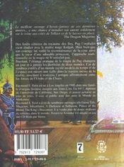 Les chroniques de Krondor t.2 ; le mage - 4ème de couverture - Format classique