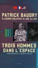 Trois hommes dans l'espace - Intérieur - Format classique