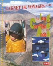 Au long de la cordillière des Andes - Couverture - Format classique