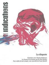 Revue Indications N.390 ; Revue Indications 390 ; La Dispute - Couverture - Format classique