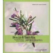 Beauté et bien-être par les plantes - Couverture - Format classique