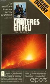 Crateres En Feu. Collection : Exploits. - Couverture - Format classique