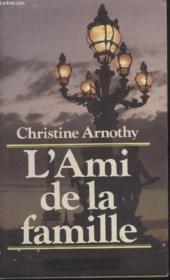 Lami De La Famille. - Couverture - Format classique
