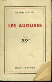 Les Augures. - Couverture - Format classique