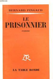 Le Prisonnier - Couverture - Format classique