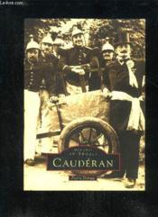 Cauderan - Memoire En Images - Couverture - Format classique