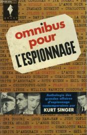 Omnibus Pour L'Espionnage - Spy Omnibus - Couverture - Format classique