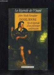 Daniel Boone - Couverture - Format classique