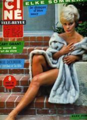 Cine Revue Tele-Revue - 45e Annee - N° 18 - Pleins Feux Sur Stanislas - Couverture - Format classique
