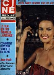 Cine Revue - Tele-Programmes - 59e Annee - N° 11 - Tapage Nocturne - Couverture - Format classique