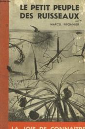 Le Petit Peuple Des Ruisseaux - Couverture - Format classique