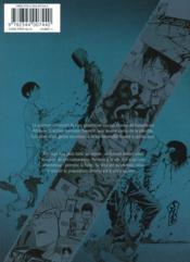 Ajin T.1 - 4ème de couverture - Format classique