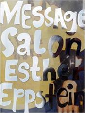 Esther eppstein message salon - Couverture - Format classique