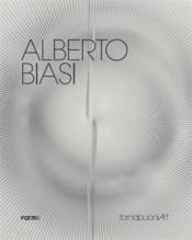 Alberto Biasi - Couverture - Format classique