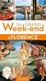 Un grand week-end ; Florence - Couverture - Format classique