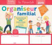 Organiseur familial memoniak (édition 2018/2019) - Couverture - Format classique
