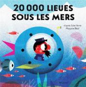 20 000 lieues sous les mers - Couverture - Format classique