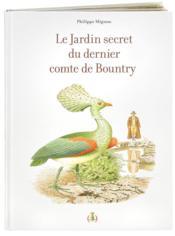 Le jardin secret du dernier comte de Bountry - Couverture - Format classique