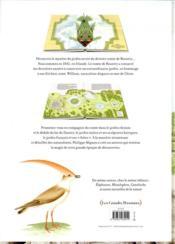 Le jardin secret du dernier comte de Bountry - 4ème de couverture - Format classique