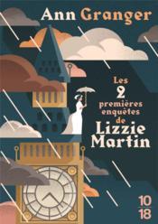 Les premières enquêtes de Lizzie Martin - Couverture - Format classique