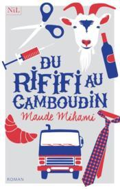 Du rififi au Camboudin - Couverture - Format classique