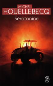 Sérotonine - Couverture - Format classique