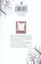 Fairy cube t.2 - 4ème de couverture - Format classique