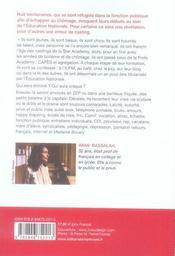Profs academy - 4ème de couverture - Format classique