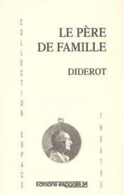 Le pere de famille - Couverture - Format classique