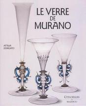 Le verre de murano - Intérieur - Format classique