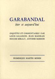 Garabandal hier et aujourd hui - Couverture - Format classique