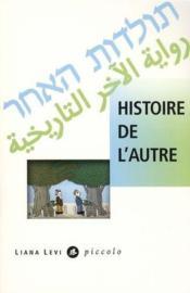 Histoire de l'autre - Couverture - Format classique