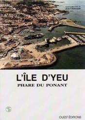 Ile D'Yeu ; Phare Du Ponant - Couverture - Format classique