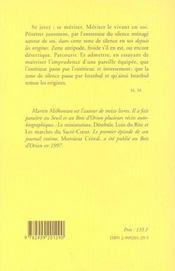 Clairparlant (Le) - 4ème de couverture - Format classique