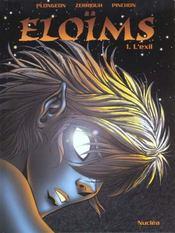 Eloims T.1 ; L'Exil - Intérieur - Format classique